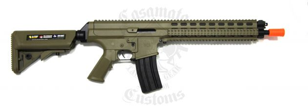 ECHO1 Robinson's Armament XCR-L Tan - AEG