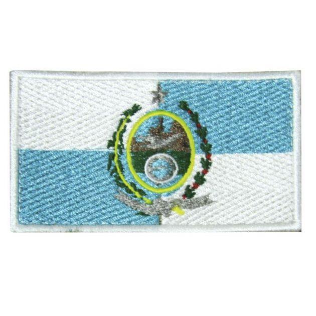 Bandeira Rio de Janeiro (9cm x 5cm)