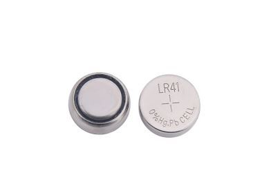 Bateria LR41 botão - 1.5v - FLEX