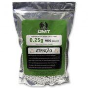 BBs DMT 0,25 - 4000 unidades