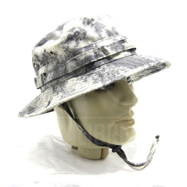 Boonie Hat em Rip stop - A-TACS