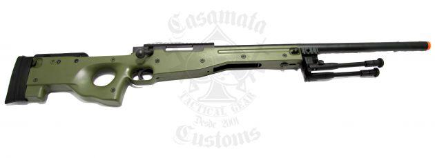 L96 BRAVO MK98 Sniper Rifle Verde - Spring