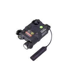 BRAVO PEQ15 com lanterna e laser - Preto