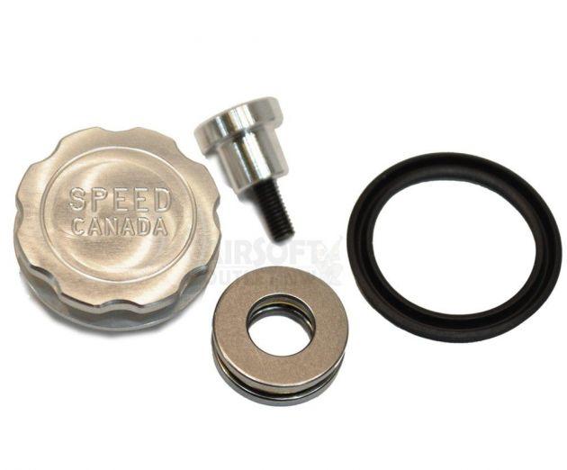 Cabeça de pistão - Aluminio - Speed (V2/V3)