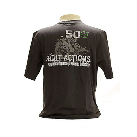 Camiseta - Bolt Action