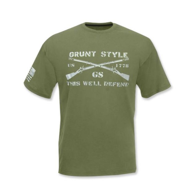 Camiseta - Grunt Style