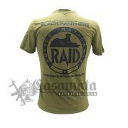 Camiseta - Raid