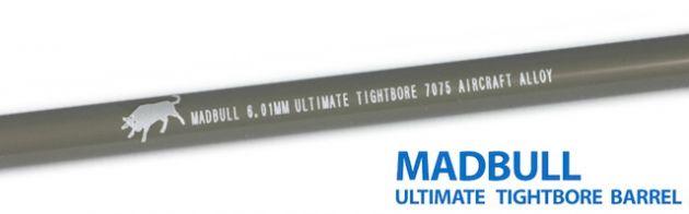 Cano de precisão - M4/M16/VN/AUG - 509mm - 6,01mm - Madbull