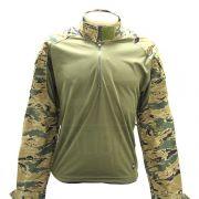 Combat Shirt em Dry Combat - Tiger Stripe Digital