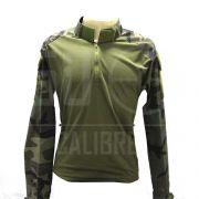 Combat Shirt em Dry Combat - Woodland