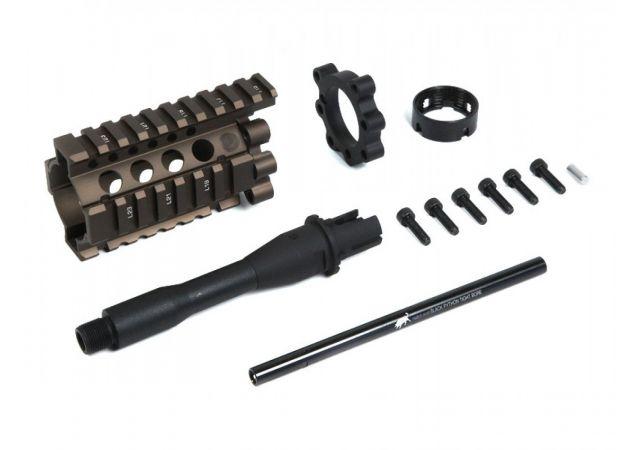 Handguard Daniel Defense AR15 Lite Rail Kit - 4 polegadas