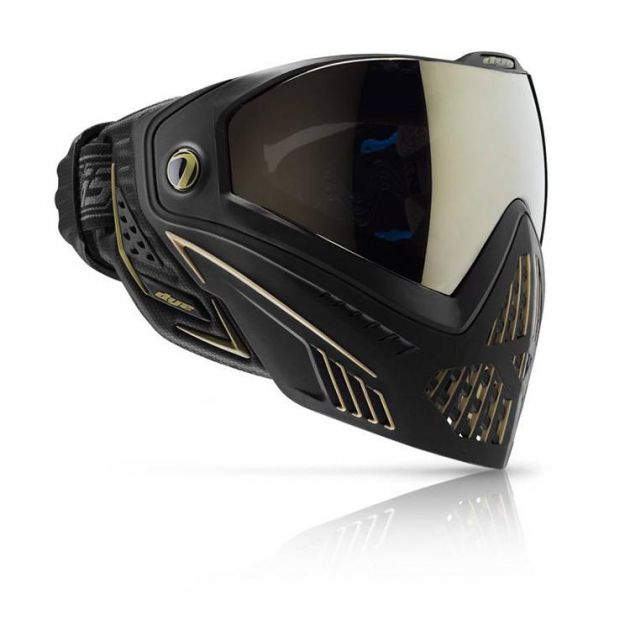 Dye I5 Goggle ONYX GOLD Blk/Gld