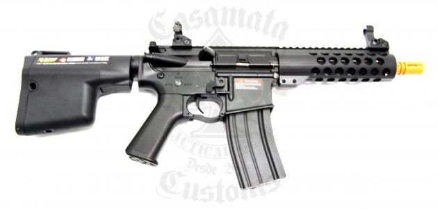 ECHO1 Troy M7A1 Battle Rifle PDW - AEG