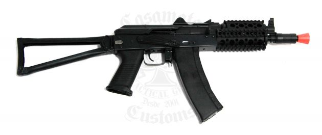 E&L AK-74U Tactical - Full Metal - AEG