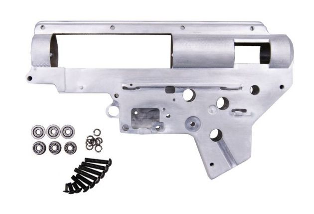 Gearbox reforçado - V2 8mm - Super Shooter