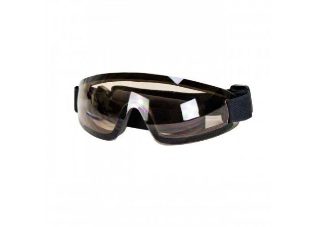 Óculos de proteção em policarbonato - Fumê - BRAVO