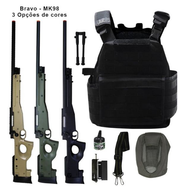 Kit Sniper MK98