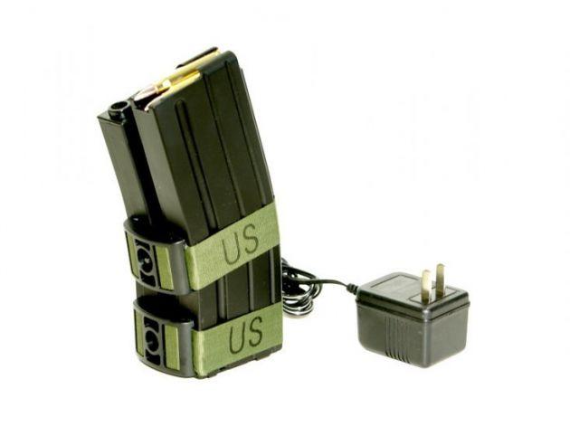 Magazine elétrico para M4 - 1000 BBs - ECHO1