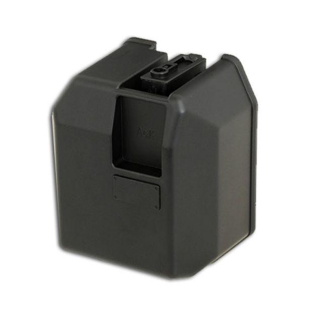Mag magazine carregador tipo Drum mag - M4/M16/SR16/XCR - 5000 BBs