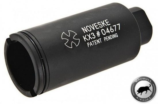 NOVESKE Amplifier KX3 - CCW (14mm) - SOCOM GEAR