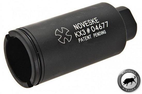 NOVESKE Amplifier KX3 - CCW (14mm) - SOCOM GEAR